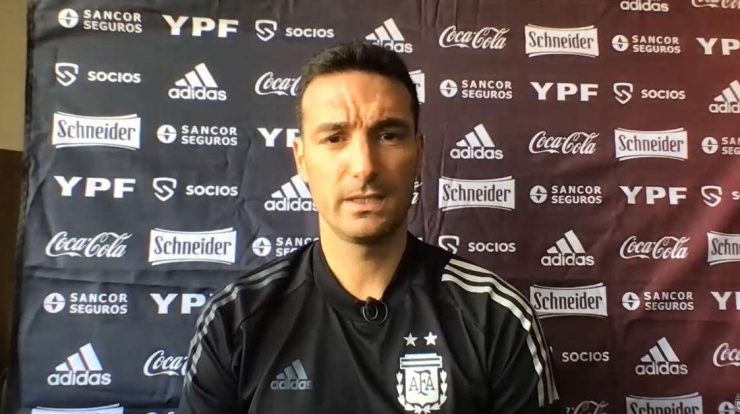 Argentina coach defends his players