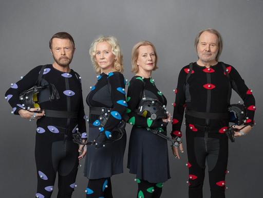ABBA quebra recorde de pré-venda no Reino Unido