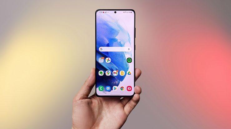 Imagem de: Samsung lança Android 12 beta e One UI 4 para o Galaxy S21