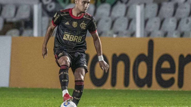 Santos will protest in front of the Brazilian Football Confederation in favor of Andreas Pereira's team Flamengo in the Brazil match.