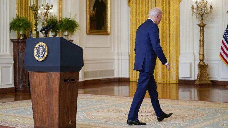Biden announces a tax cut that will benefit 50 million Americans |  international