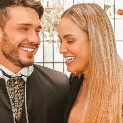 Sarah Andrade and Lucas Viana delete the final photo
