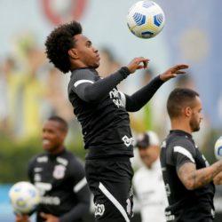 willian estreia no Corinthians