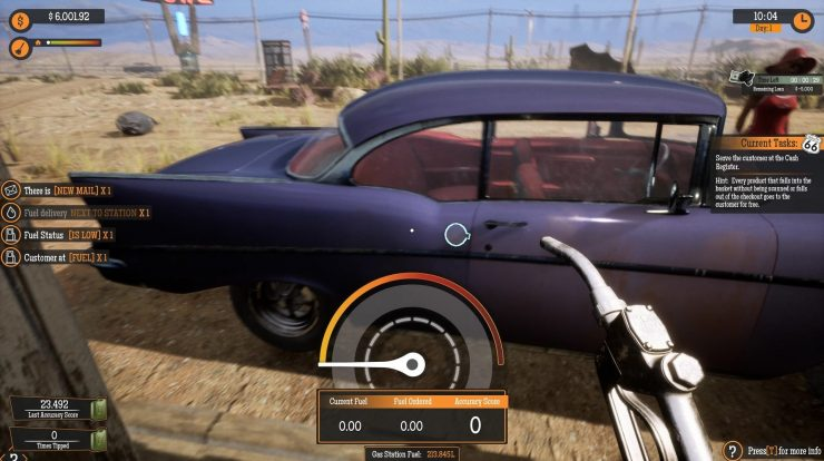Gas station simulator is the new steam fever;  know more