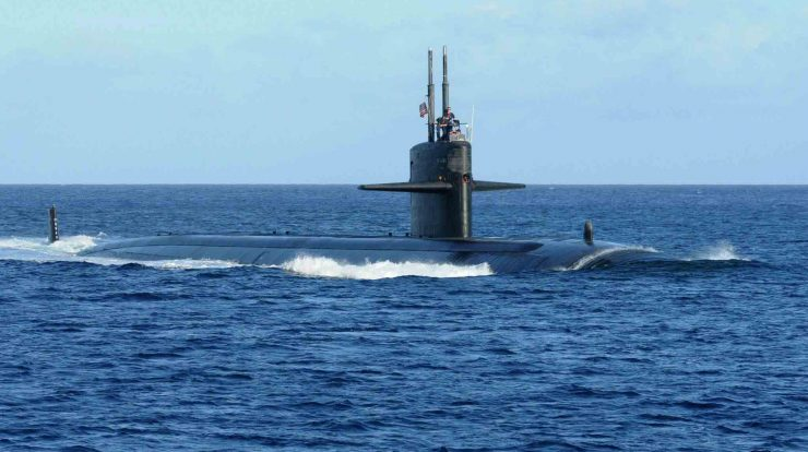 Australia may initially lease submarines from the UK or the US - Navy