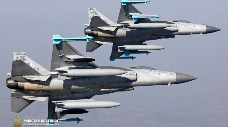 Argentina publishes a note on the acquisition of JF-17 combat aircraft - AEROFLAP