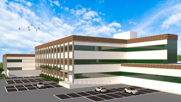 Unimed Vitória launches expansion of Serra