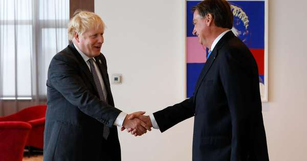 Bolsonaro: Boris Johnson wants to deal with us to import supply shortages - Economy