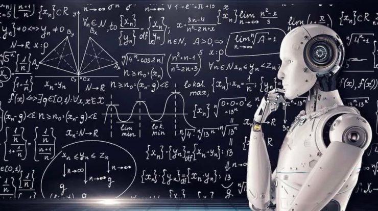 ilustração Inteligência Artificial que não pode ter patentes