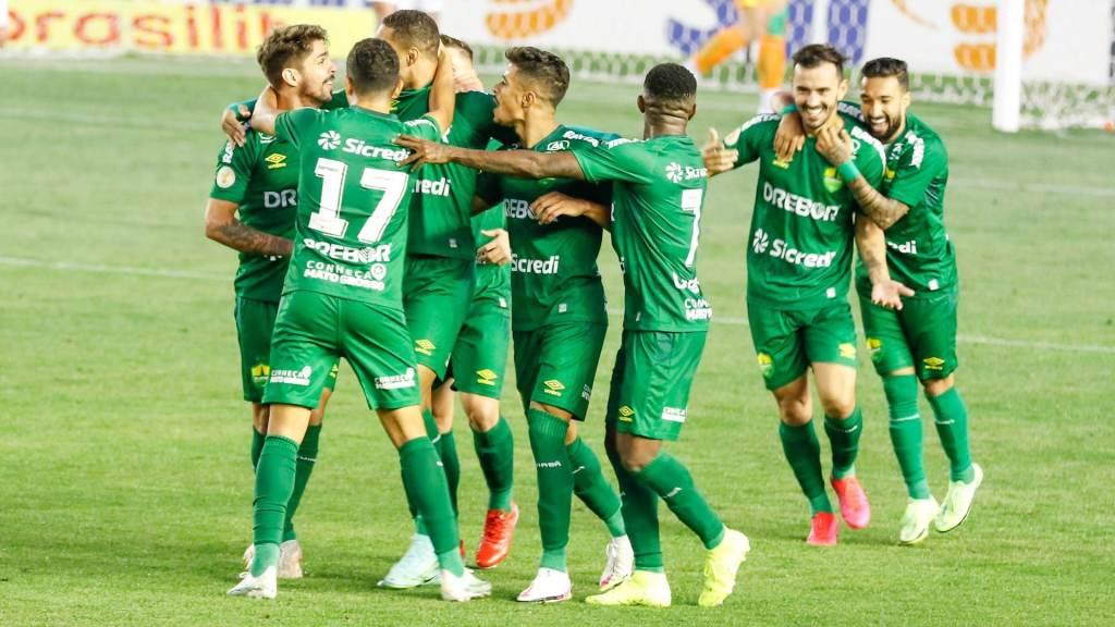 Cuiaba beat Juventus 2-1