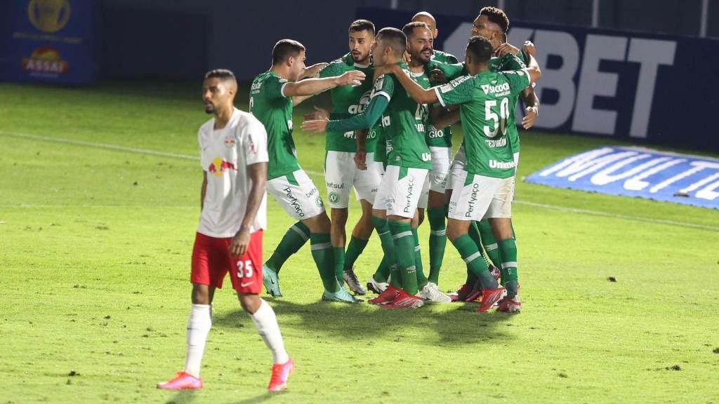 Chapecoense beat Red Bull Bragantino 2-1 away