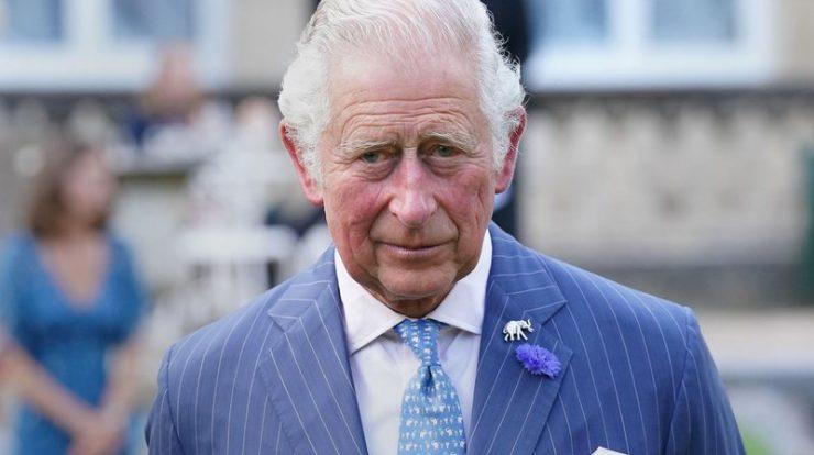 Fotografia do Príncipe Charles