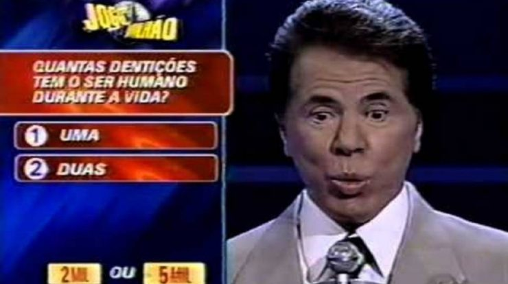 """Celso Portioli launches a new format for """"Show do Milhão"""": """"It is in the emotional memory of the population""""    the television"""