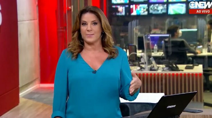 Focusing on elections, GloboNews prepares changes and departure of Christiane Pelajo TV News