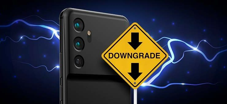 Galaxy S22: Rumor has it that line batteries may be running low