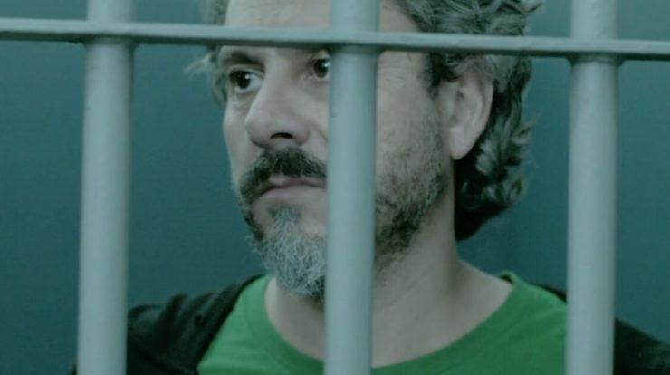 Jose Alfredo devouring an idea of Fabricio Melgaso in a prison lunch box · TV News
