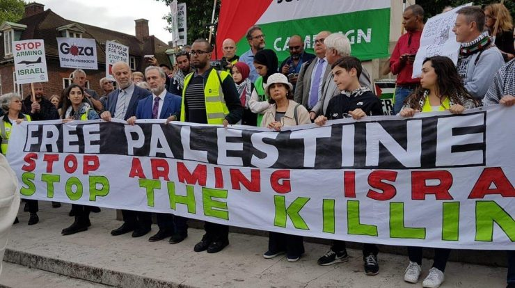 Pro-Palestinian Committee Conference - The UK Labor Party apologizes for blocking the East Monitor