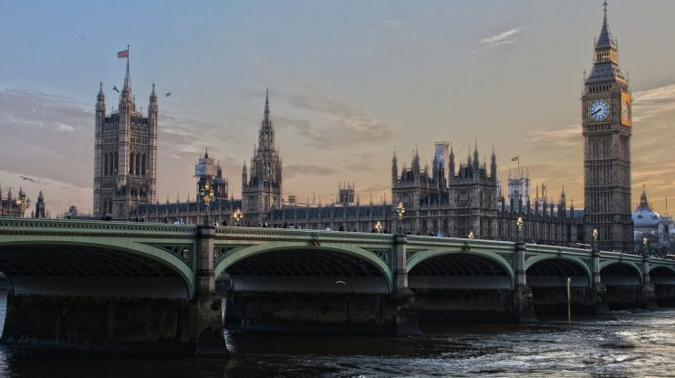 The Chinese ambassador to the United Kingdom was banned from the British Parliament due to sanctions