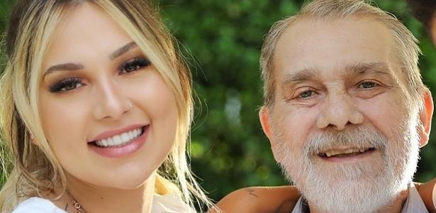 Virginia Fonseca will throw her father's ashes into the Tagus River in Portugal