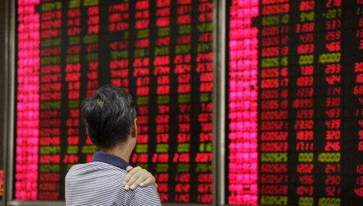 Wall Street declines with concerns about Evergrande infection