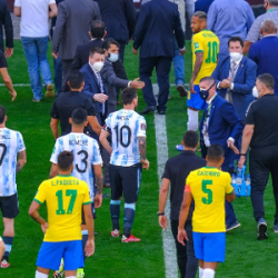 Why the agreement that characterizes football in the event of a pandemic did not apply to Argentines - 06/06/2021
