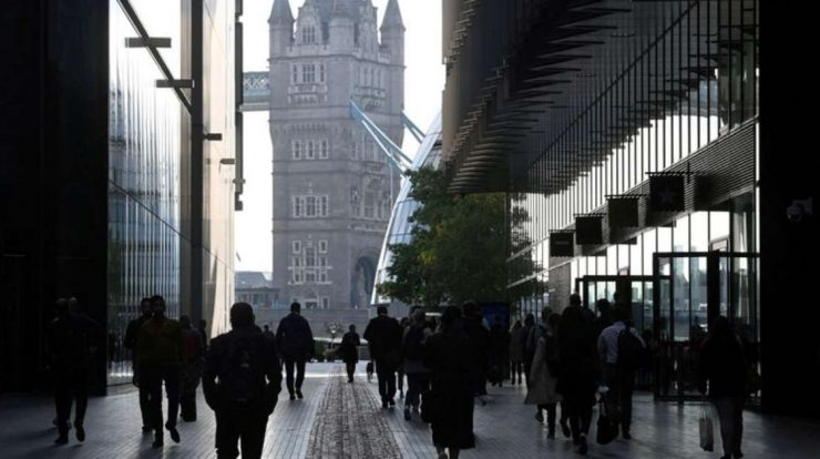 British economy recovers stronger in the second quarter than previously expected