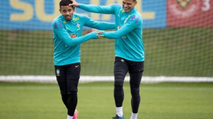 The Brazilian team will be able to count on athletes playing in England who have been fully vaccinated