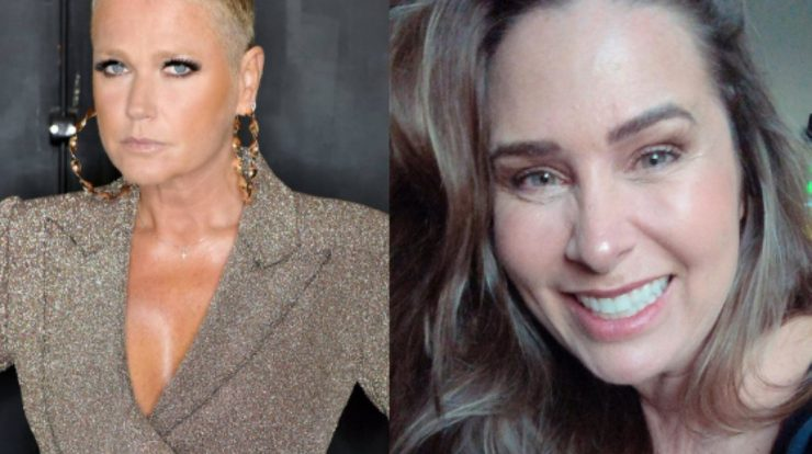 Andréa Sorvetão reveals that Xuxa rented an apartment and paid for her daughter's school    Famous