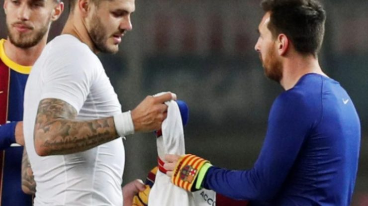 Neymar or Cristiano Ronaldo?  Messi prioritizes Argentines and only orders a shirt once    international