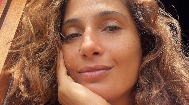 After dating a woman, Camila Pitanga refutes criticism over her relationship with a man