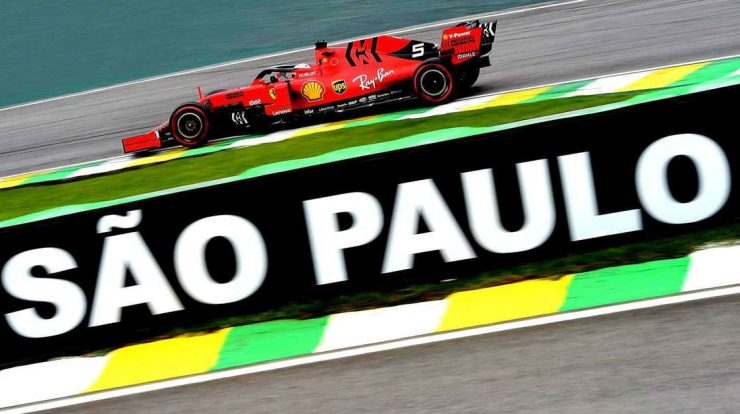 Brazil removes mandatory quarantine for arrivals from England and opens doors for F1