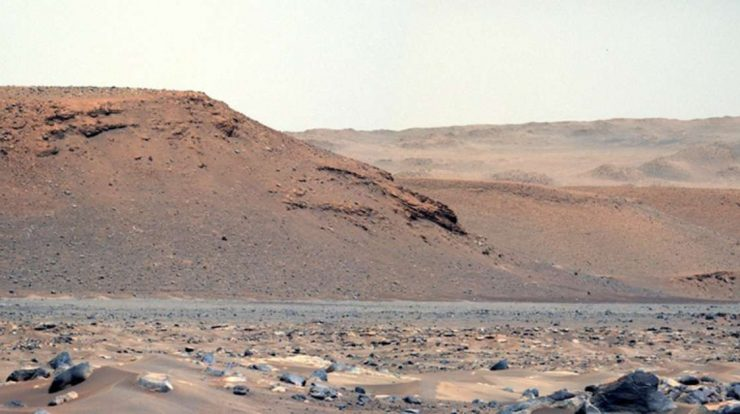 Why do scientists already know where to look for life on Mars