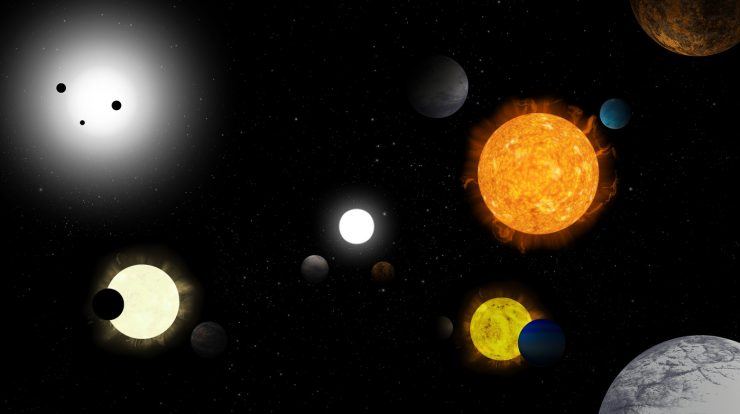 The world's most powerful radio telescope may have revealed 4 possible exoplanets