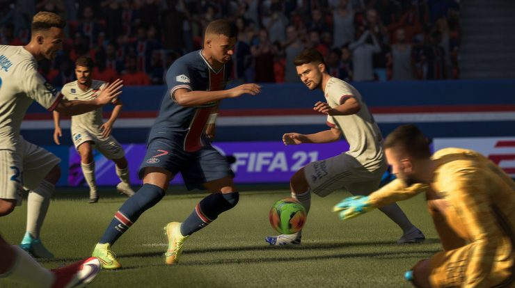 The end of FIFA?  EA registers the EA Sports FC trademark