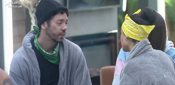 Rico reveals who will get the power of James' torch
