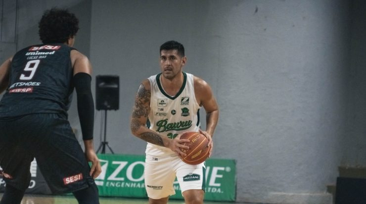 Zopone / Unimed loses to Franca in debut for NBB14