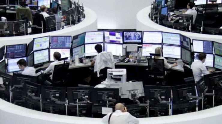 Optimistic budgets lift European shares near record levels