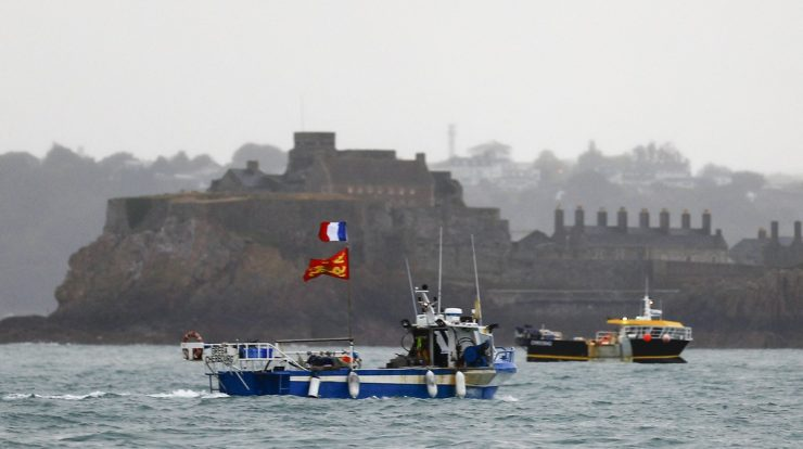 France announces post-fishing Brexit retaliation;  Considers UK actions 'unequal' |  The world