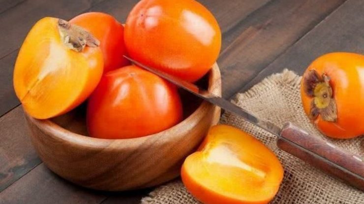 Persimmon: Learn about the seven benefits of this fruit for human health;  paying off