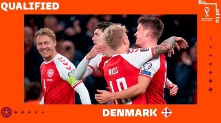 A vibração dos daneses, já no Qatar/2022