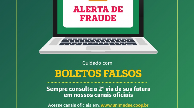 Digital Security: Unimed Sergipe warns customers of cyber scams