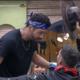 The Farm 2021: Rico receives the farmer's hat from Gui Araujo - Reproduction / PlayPlus