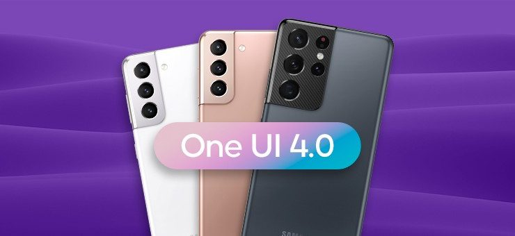 One UI 4 is coming!  Samsung reveals two teasers for the new Android 12 interface