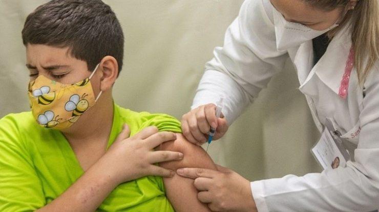 Brasil está utilizando vacina da Pfizer no público de 12 a 17 anos