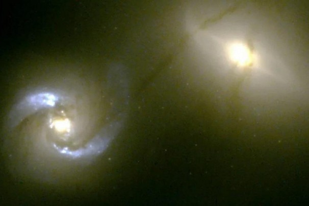 Scientists reveal how the first galaxies in the universe formed