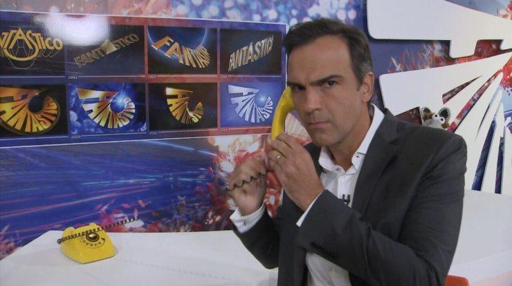 Tadeu Schmidt is the new BBB presenter;  Maju will take over the Fantástico show alongside Poliana    Wonderful