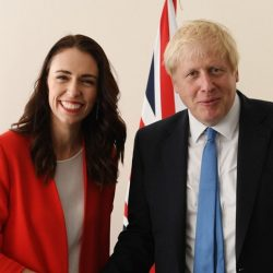 UK liberalizes trade with New Zealand with 'target' Indo-Pacific