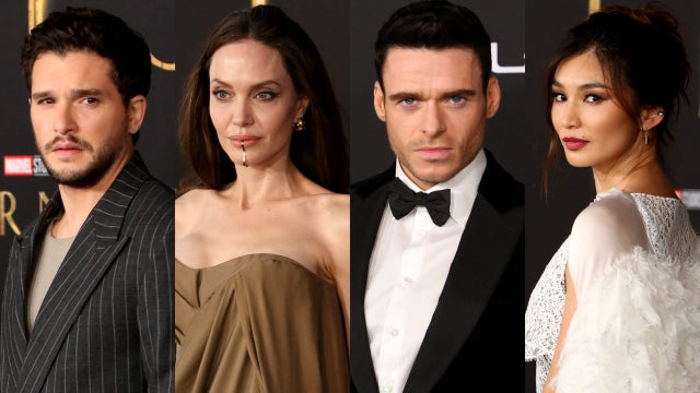 Vulnerable to COVID-19, Angelina Jolie and Salma Hayek cancel participation in 'Eternals' event